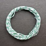 A coil of our green bakery twine.