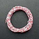 A coil of our red bakery twine.