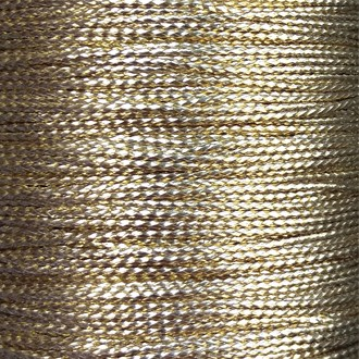 A spool of gold braid.