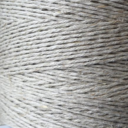 A spool of 6-ply hemp.