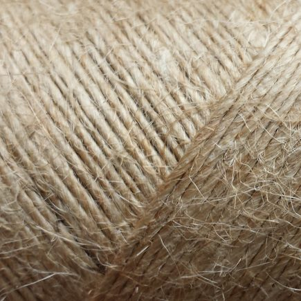 A spool of jute twine.